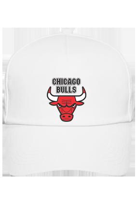 Bulls White Cap