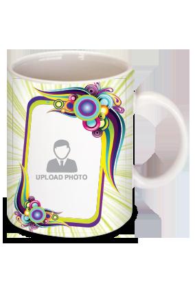 Apple of My Eyes White Coffee Mug