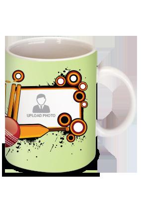 Fun Team Cricket Coffee Mug