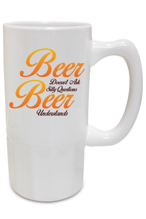 Beer Craze Regal Beer Mug