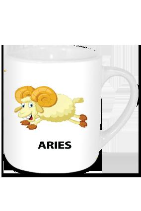 Aries Cool Tea Mug