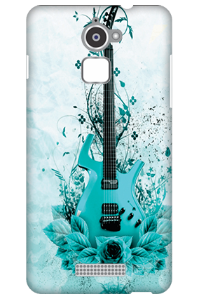 Coolpad Note 3 Lite Blue Guitar Mobile Cover