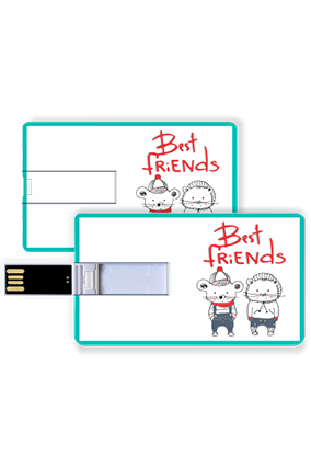 Best Buddy Credit Card Pen Drive