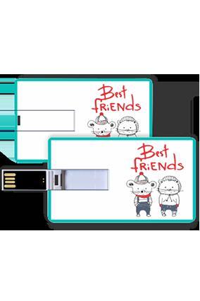 Best Buddy Credit Card Pen Drive