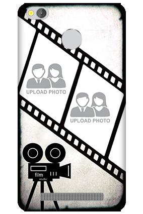 Click Roll Xiaomi Redmi 3S Prime Mobile Cover