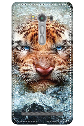 3D - Asus Zenfone 2 Laser ZE550KL Beast Mobile Cover