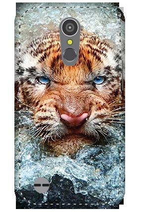 3D - LG K10 (2017) Beast Mobile Cover