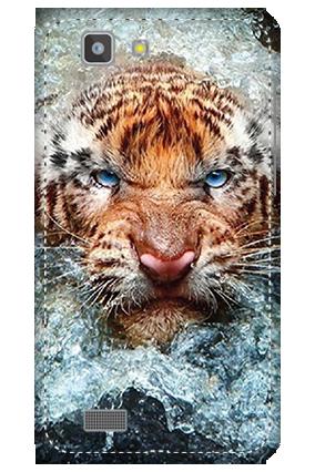 3D - Vivo X3S Beast Mobile Cover