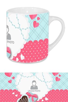 Awesome Valentine's Day Tea Mug