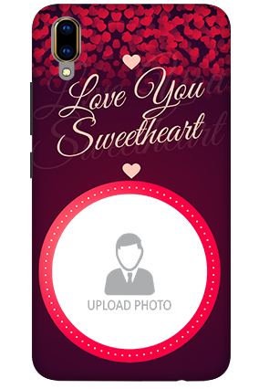 3D-Vivo V11 Pro Sweetheart Love Personalized Mobile Cover