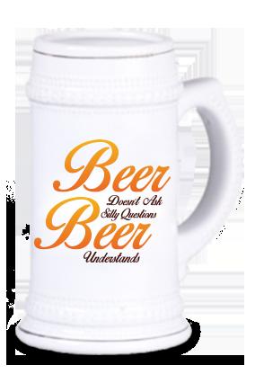 Beer Craze Vintage Beer Mug