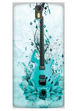 OnePlus One Splashing Music Mobile Cover