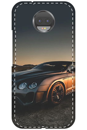 3D - Motorola Moto G5s Plus Luxury Car Mobile Cover