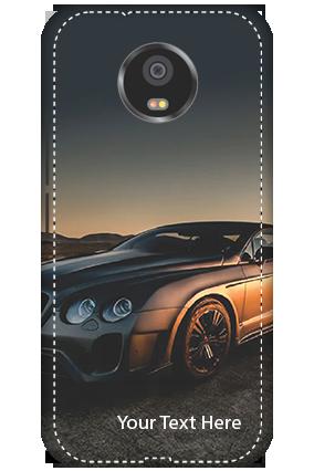 3D - Motorola Moto G5S Luxury Car Mobile Cover