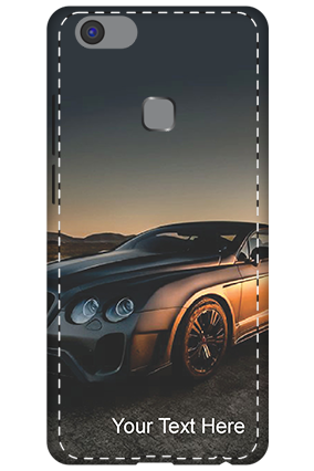 3D - Vivo V7 Plus Luxury Car Mobile Cover