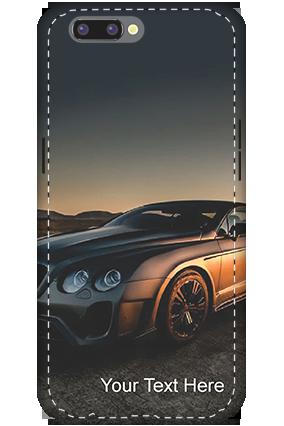 Premium 3D- Oppo R10 Luxury Car Mobile Cover