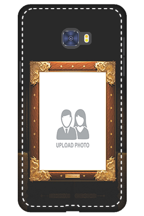 3D -  Samsung Galaxy C7 Pro Framed Mobile Cover