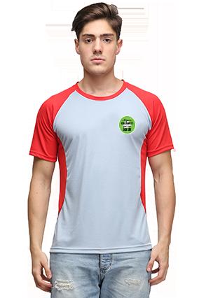 Effit Dream It Grey Red T-Shirt