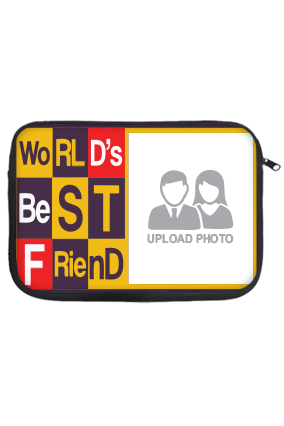 Best Friend Laptop Sleeve