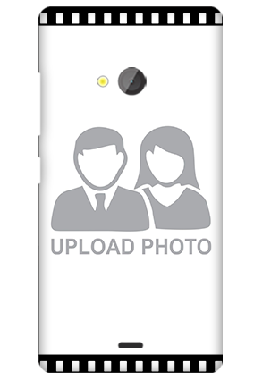 Silicon - Upload Photo Microsoft Lumia 540 Mobile Cover