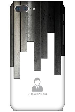 3D - Apple iPhone 8 Plus Iron Bars Plastic Mobile Cover