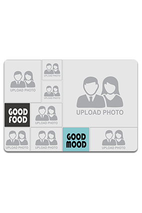 Promotional Good Food Table Mat