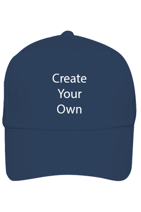 Create Your Own Blue Cap