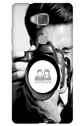 Customize Poser Huawei Honor 5X Mobile Cover