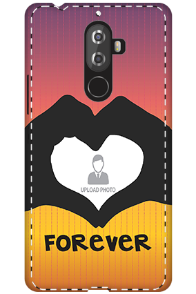 3D- Lenovo K8 Note Forever Mobile Cover