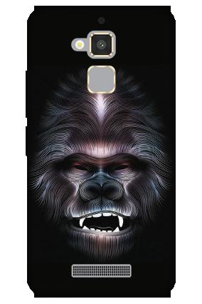 Asus Zenfone 3 Max Beard Mobile Cover