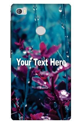3D - Xiaomi Mi Max Botanic Mobile Cover