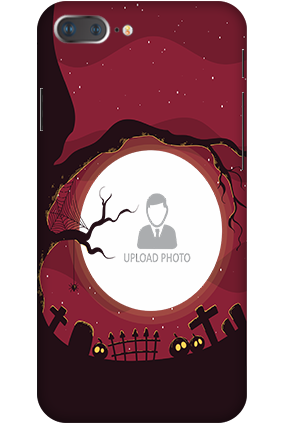 3D - IPhone 7 Plus Halloween Mobile Cover