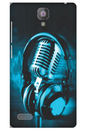 Xiaomi Redmi Note 4G Headphones Mobile Cover