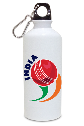 India 600ml White Sipper