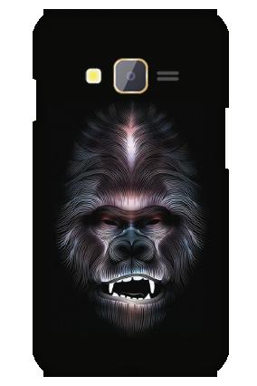 Samsung Z1 Beard Mobile Cover