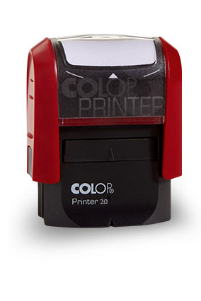 Rubber Stamp Colop P-20