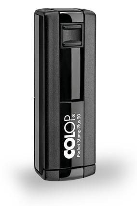 Rubber Stamp Colop Pocket-30