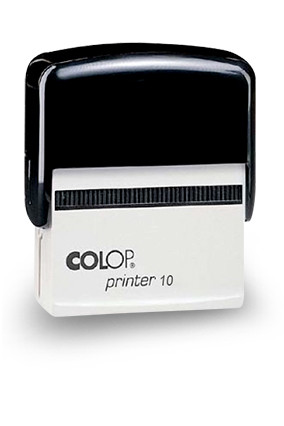 Rubber Stamp Colop P-10