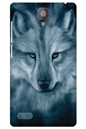 Redmi Note 4g Wolf Mobile Cover