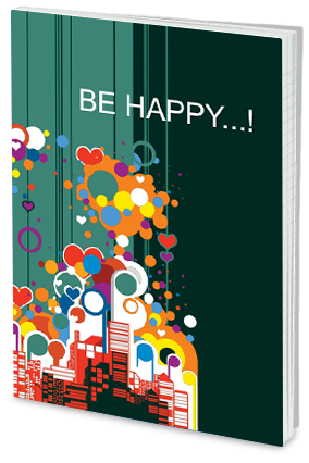 Effit Be Happy Notebook