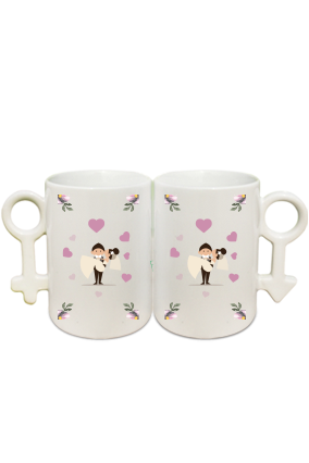 Romantic Couple Coffee Mug