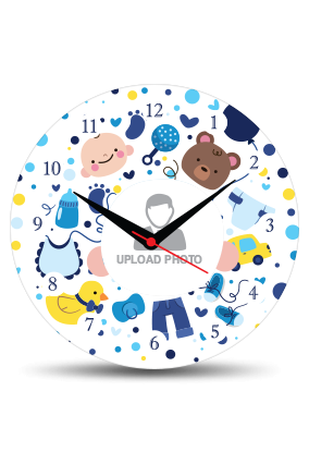 Child Love Wall Clock