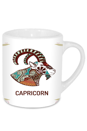 Capricorn Tea Mug