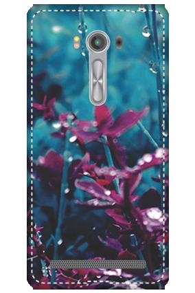 3D - Asus Zenfone 2 Laser ZE550KL Gardenic Mobile Cover
