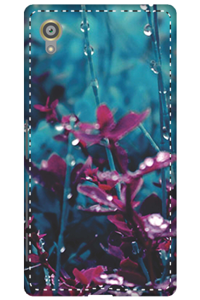 3D - Sony Xperia X Gardenic Mobile Cover