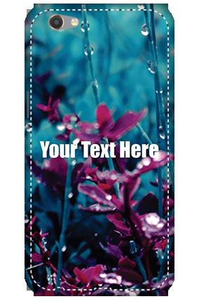 3D - Oppo F3 Gardenic Mobile Cover
