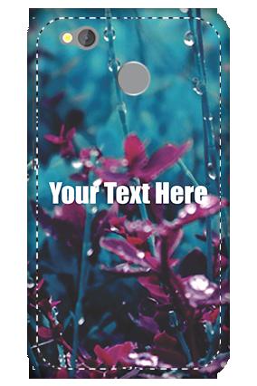 3D -  Redmi 4 Gardenic Mobile Cover