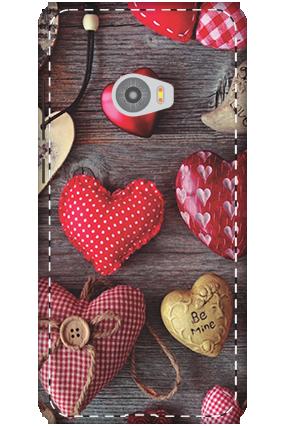 3D-Xiaomi Mi Note 2 The Falling Love  Mobile Cover
