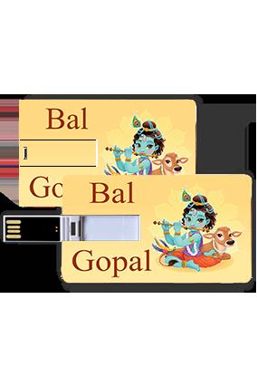 Bal Gopal Credit Card Pen Drive