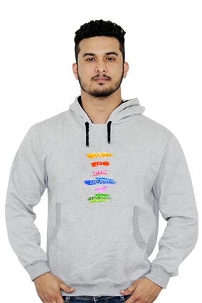 Don't Let Your Dreams Be Dreams Full Sleeves Hoodie